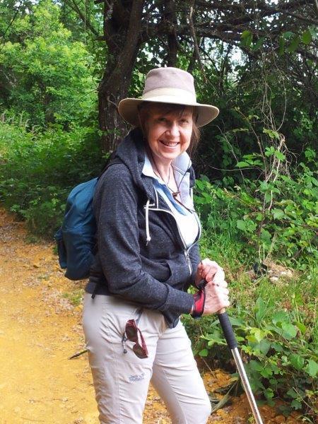 Saffron Time walks in nature